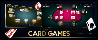 Pokerace99 Card games